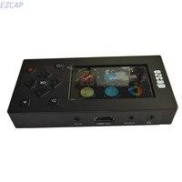 AV Gravador de vídeo placa de captura de áudio Converter VHS/Fitas de Filmadora para o Formato Digital 8 GB de Memória Tela de Polegadas para VCR DVD Player