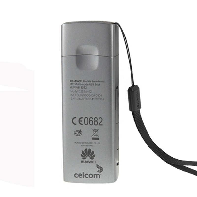Originele Ontgrendeld Huawei E392 E392U-12 4G Lte Usb Modem Stick 3G 4G Usb Dongle 4G Modem android Router Sim