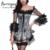 Burvogue nuevo retro hot control de adelgazamiento de la cintura del corsé corselet steampunk corset bustiers y corsés de las mujeres