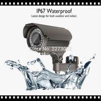 HKES Free Shipping Varifocal 2 8 12MM Lens 5MP 2MP 1MP 720P 1080P 1920P POE IP