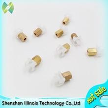 10pcs 1188 damper connector for Epson 7700 7900 9700 9900 Mutoh VJ 1614 1618 DX6 DX7 dumper connectors
