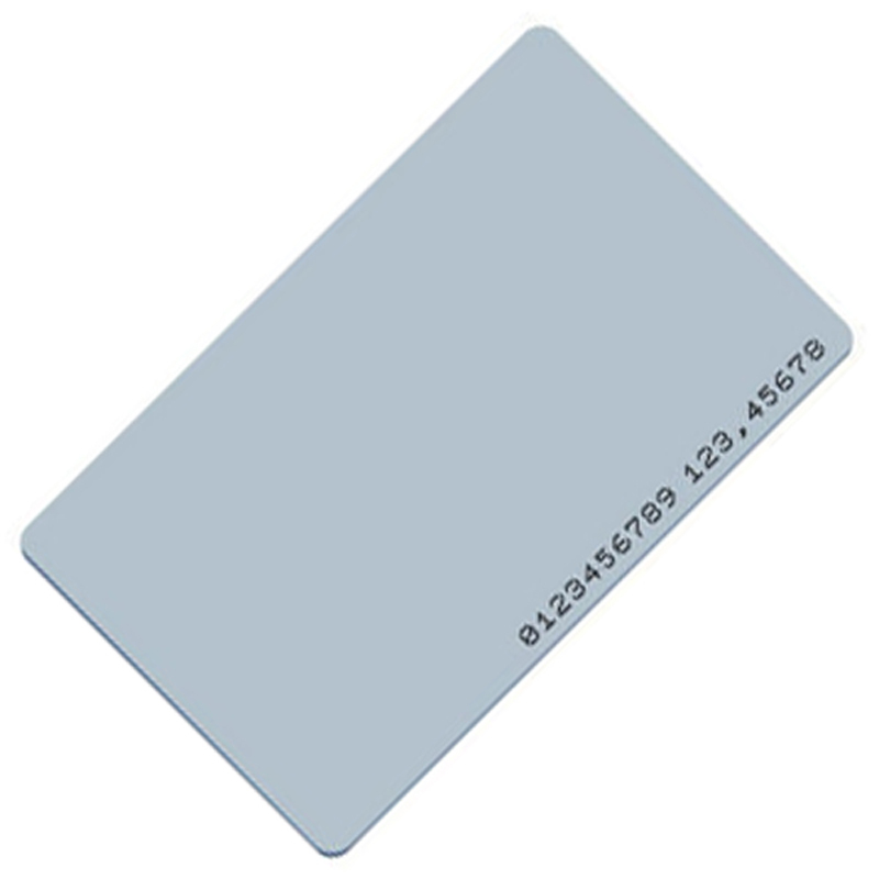 Free Shipping 5Pcs/lot 125khz TK4100 Clamshell EM Marine Card Thin RFID Card Access Control ID Card Read Only