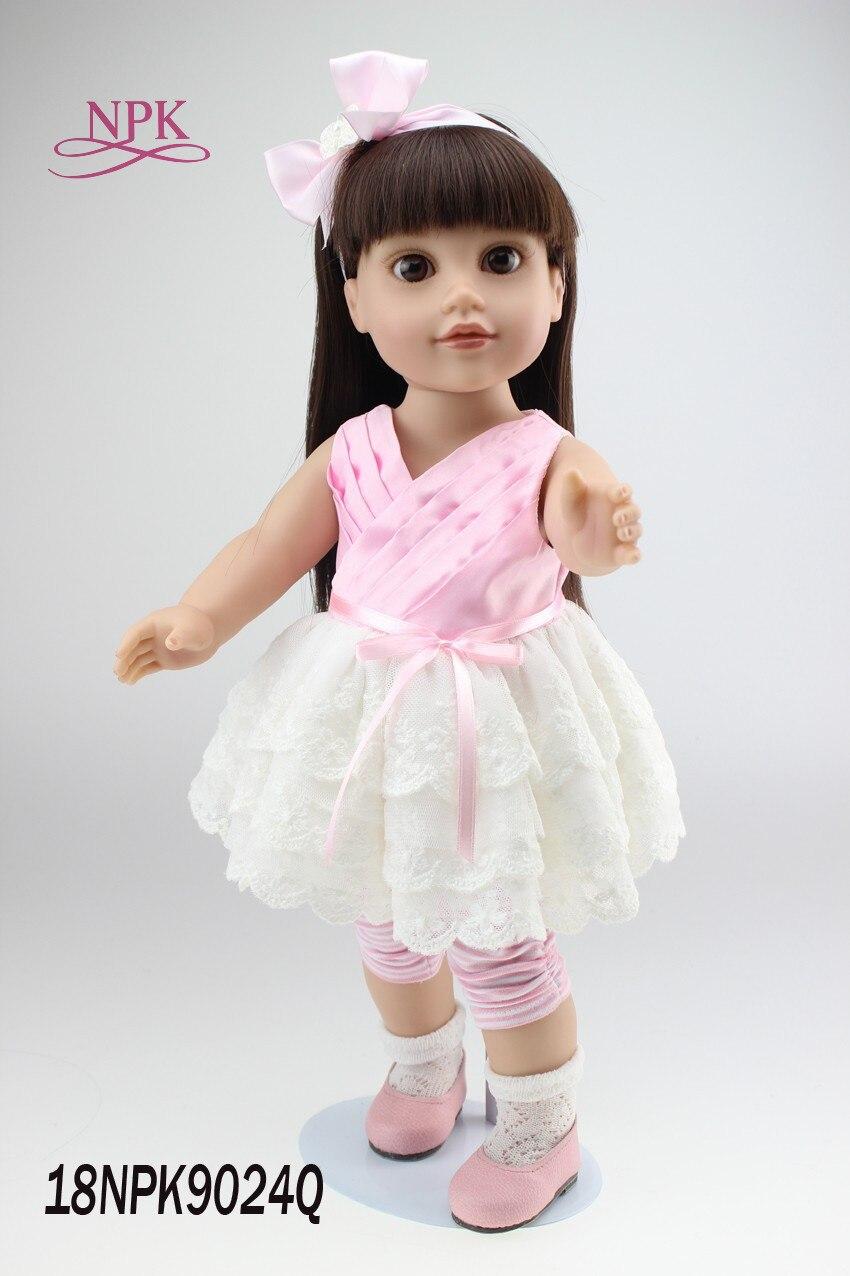 beautiful SD/BJD doll 18inch American alive bjd handmade soft cloth body reborn Baby doll princess newborn BJD dolls for girls кукла bjd dc doll chateau 6 bjd sd doll zora soom volks