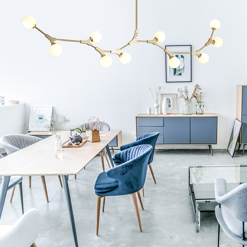 Pendant Lights Nordic Clear Glass Pendant Lights Modern Simple Sitting Room Study Bedroom Pendant Lamp Lustre Suspension Kitchen Droplight To Have Both The Quality Of Tenacity And Hardness