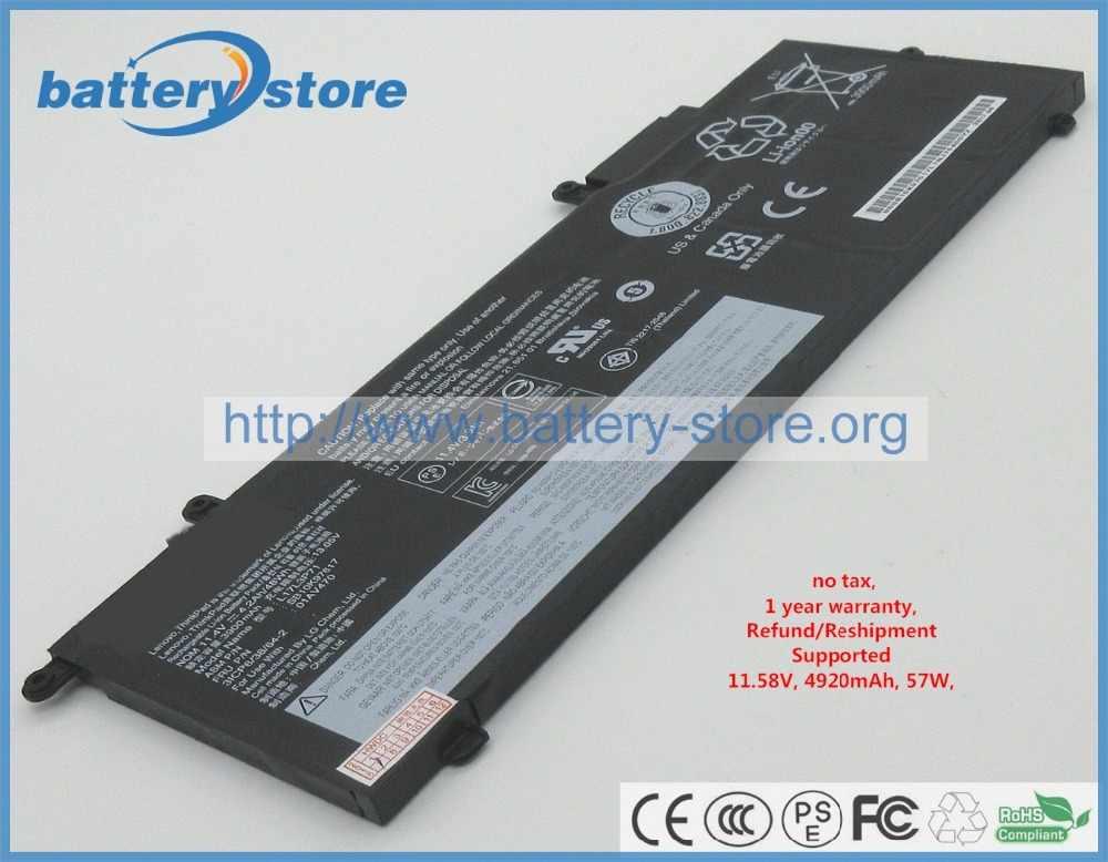 Бесплатная доставка Подлинная батарея SB10K97621 SB10K97620 L17S3P71 для LENOVO ThinkPad T480s (20L7002XCD)