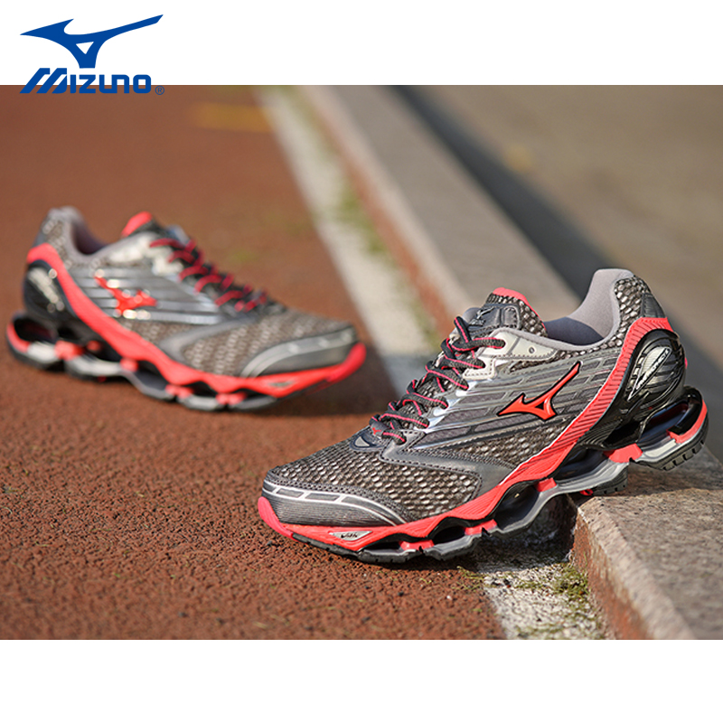 Original Mizuno Wave Prophecy 5 Professional Women Shoes Outdoor Good Quality Sports Sneakers Weightlifting Shoes Size 36-41 недорго, оригинальная цена