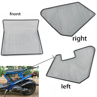 Motorcycle Accessories FOR HONDA ZOOMER 50 AF58 Net cover under seat Storage box Refit accessories Seat net