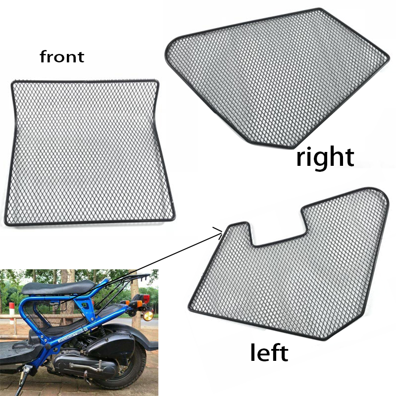 Motorcycle Accessories FOR <font><b>HONDA</b></font> <font><b>ZOOMER</b></font> 50 <font><b>AF58</b></font> Net cover under seat Storage box Refit accessories Seat net image