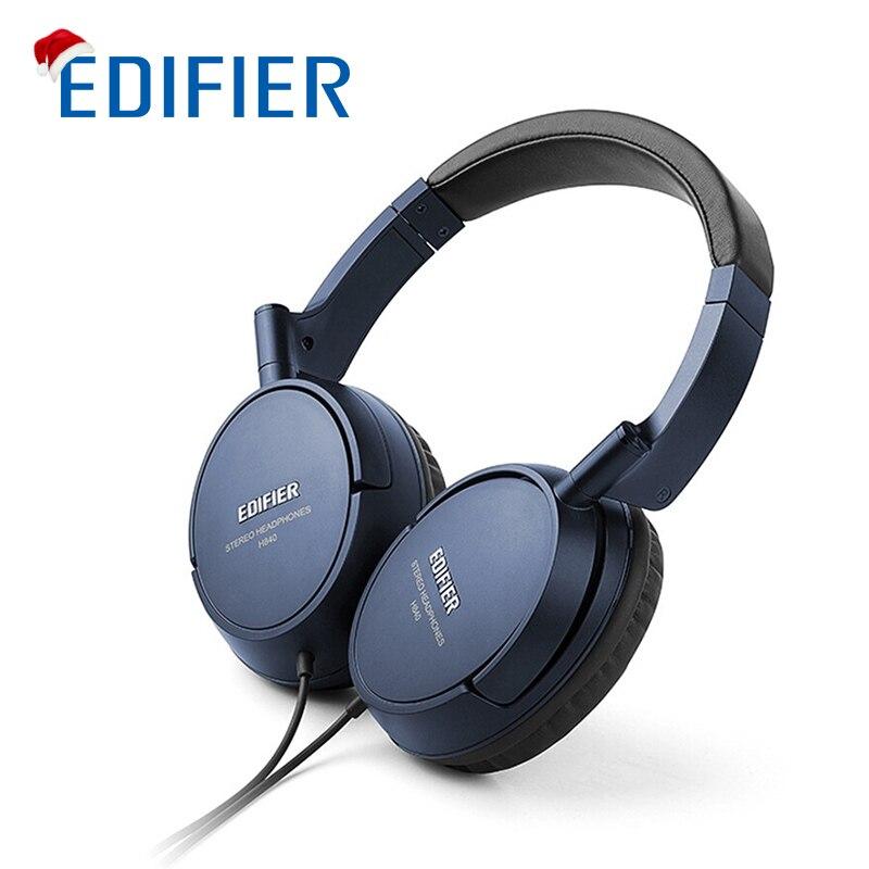 Edifier H840 Super Deep Bass Bests Sound Studio Monitor HIFI DJ Music Stereo Computer Mobile DV