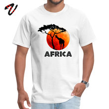Africa High Quality Scum Sleeve Casual Top T-shirts Lean Fabric Round Neck Mens Tops Tees cosie ostern Day
