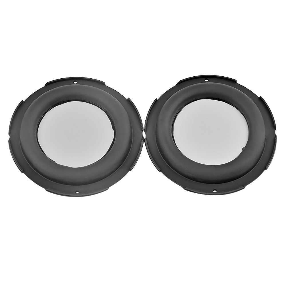 AIYIMA 2 шт. 55 мм басовый радиатор диафрагма для динамика вспомогательная усиленная басовая Вибрирующая мембрана пассивный радиатор для НЧ-динамика DIY