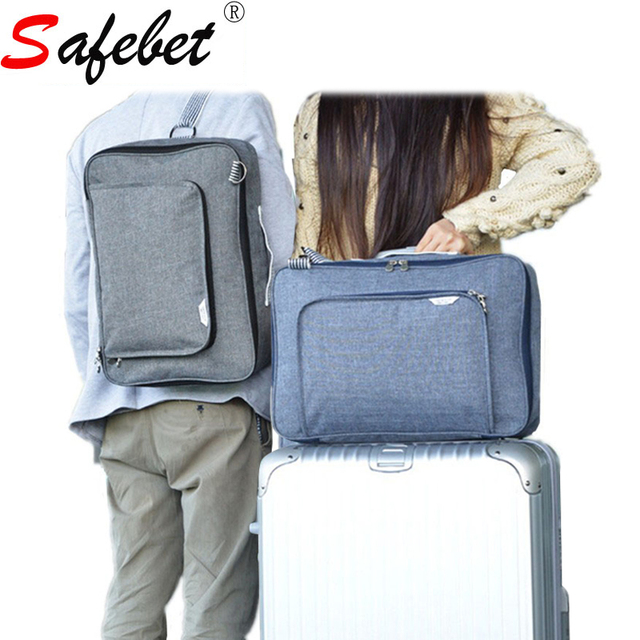 Large Duffel Business Travel Bag Suit Carry On Luggage Storage ...