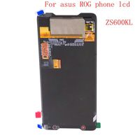 6.0 For Asus Zenfone ROG phone ZS600KL Z01QD Lcd Screen Display+Touch Glass Digitizer Replacement Parts