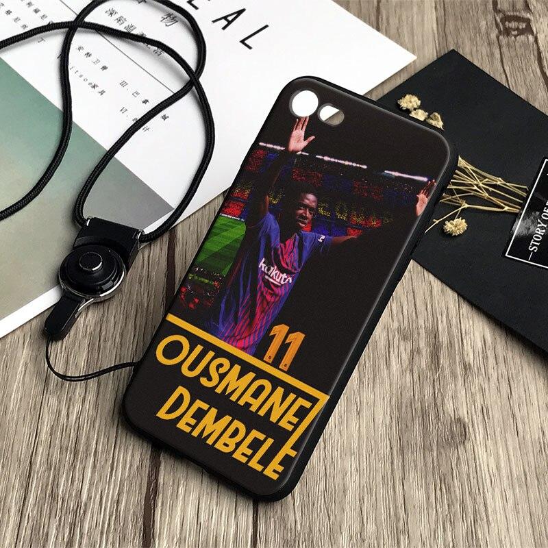 coque iphone 8 dembele