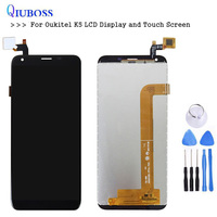 720*1440 For Oukitel K5 LCD Display and Touch Screen Assembly Mobile Phone Accessories With free Tools