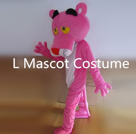 Розовая пантера платья