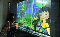 Hot Promotion 1 524m 3m Transparent 3d Holographic Film Foil Rear Projector Screen Film Foil
