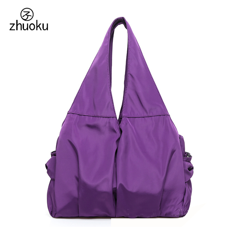 Female handbag brand design shoulder bags good quality Waterproof Nylon Cool Casual Women Tote bag bolsa feminina Z347