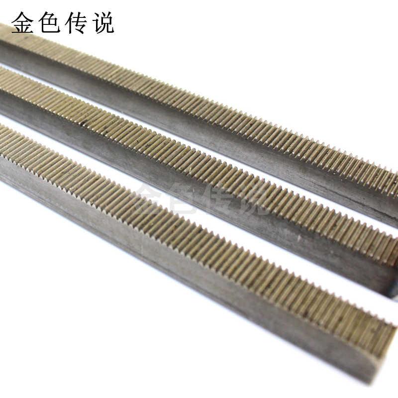 0.5 モジュラス鋼ラック 45 鋼ラックモデルラック小モジュラスギアラック伝送黄金伝説