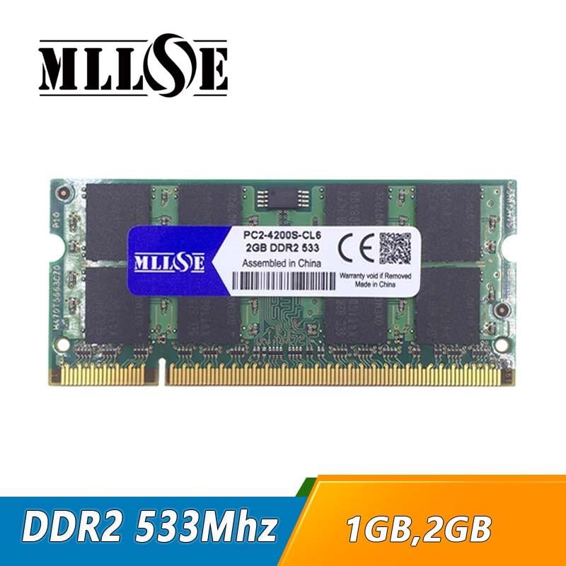 Распродажа! Оперативная память ddr2 1 гб 2 гб 4 гб 533 мгц pc2-4200 sodimm для ноутбука, ram ddr2 2 гб 533 pc2 4200 ноутбук, so-dimm ddr2 2 гб 533 мгц