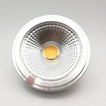 Free Shipping COB 15W AR111 G53 Led spot light two years warranty  AC85-265V 10pcs lot hot selling cob led bulb lamps ar111 qr111 15w g53 ac85 265v cob led spot light free shipping