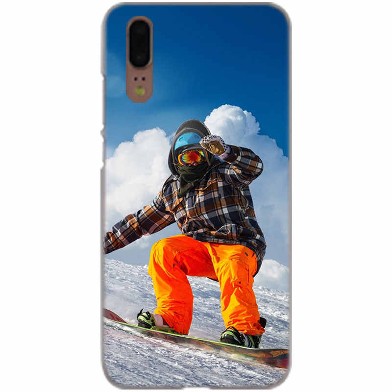 MEIBAI сноуборд жесткий чехол для Huawei P9 P10 P20 P8 lite чехол P8 P9 2017 мини P smart P20 pro P9 P10 плюс Чехол