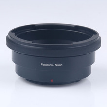 Pentacon 6/Kiev 60 Lens to AI F mount Adapter ring for D7100D D7000 D300 D3100 D90 d80 d600 D810A D5500 D750 D810 D4S camera