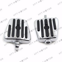 Aftermarket Free Shipping Motorcycle Parts Gear Skull Foot Pegs Footrest For 84 16 Harley W Foot