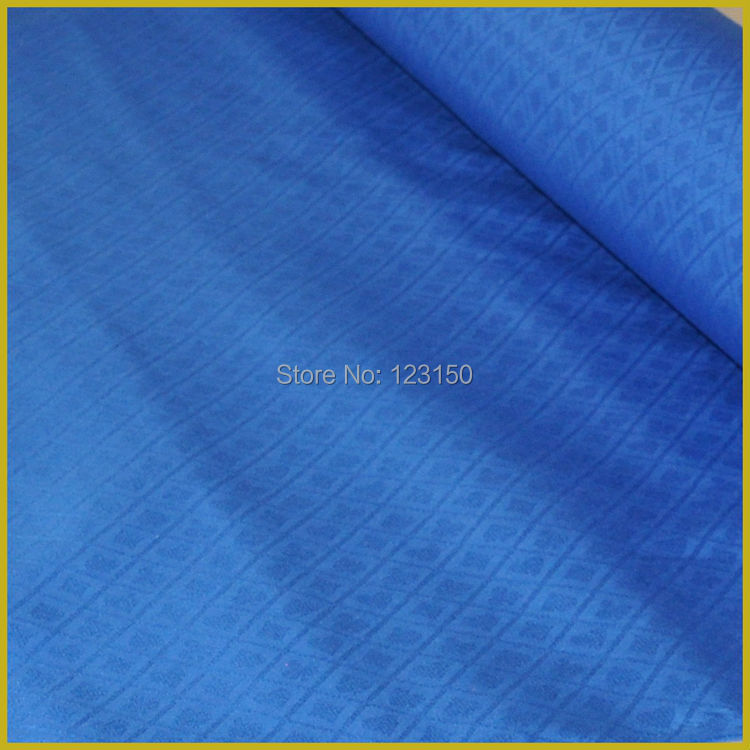 ZB-023-1.5m Blue Poker Table Waterproof Suited Speed Cloth 1.5m/pc, Width 1.5M