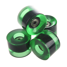 Set Of 4 Skateboard Wheels 6cm Diameter and 4.5cm Width For Penny