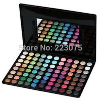 Pro 88 Color Shimmer Eyeshadow Cosmetics Palette Wedding Makeup Mirror Set New