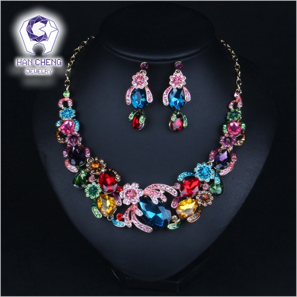 Aliexpress.com : Buy HanCheng Fashion Luxury Flowers ...