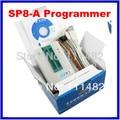 O envio gratuito de Alta Velocidade USB Programador EEPROM FLASH Profissional ISP SP8-A, 40 Pinos 24 25 93 S