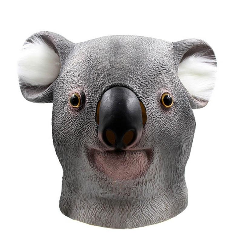 Aliexpress.com : Buy New Mask Cute Koala Deluxe Novelty ...