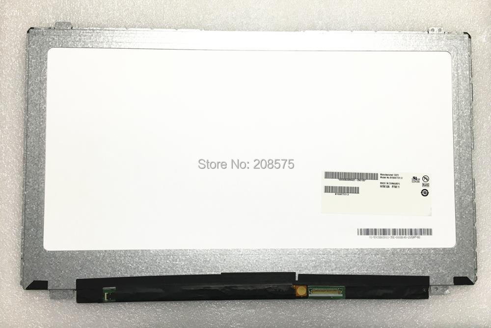 Free Shipping! 15.6''inch B156XTT01.0 B156XTT01 Display Laptop Screen 1366*768 LVDS 40pins with touch screen все цены