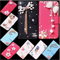 Handmade Luxury Flip PU Leather Wallet Stand Function Cover For Asus Zenfone 3 Max ZC520TL Case DIY Mobile Phone Cases Celular