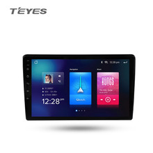 Teyes car gps big touch screen size 2 din Max-T1S chipset  yandex map for Hyunda  with radio player Canbus  Wifi Radio FM  Rear