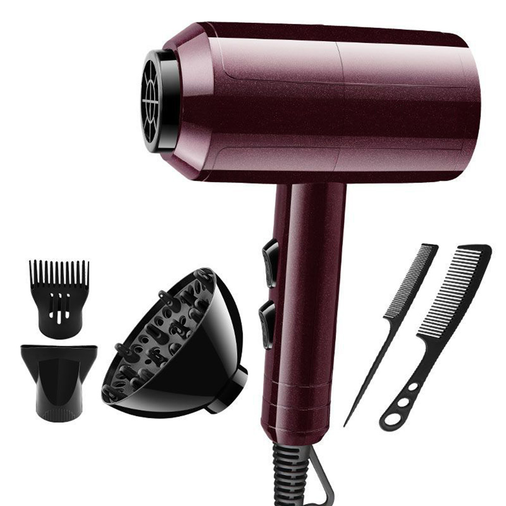 Professional styling accessories hot and cold hair dryer 2200w large wind salon hairdresser professional equipment giftsProfessional styling accessories hot and cold hair dryer 2200w large wind salon hairdresser professional equipment gifts