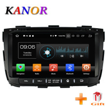 KANOR Octa Core IPS Android 8 0 RAM 4g 32g ROM 2 din font b Car
