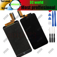 5 5 Black 100 Original Lcd Display Touch Screen Glass TP Assembly Replacement Digitizer For MeiZu