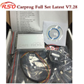 Newest V9.31Professional CARPROG CAR PROG Programmer For Repair Tools With 21 Full Adapter DHL free