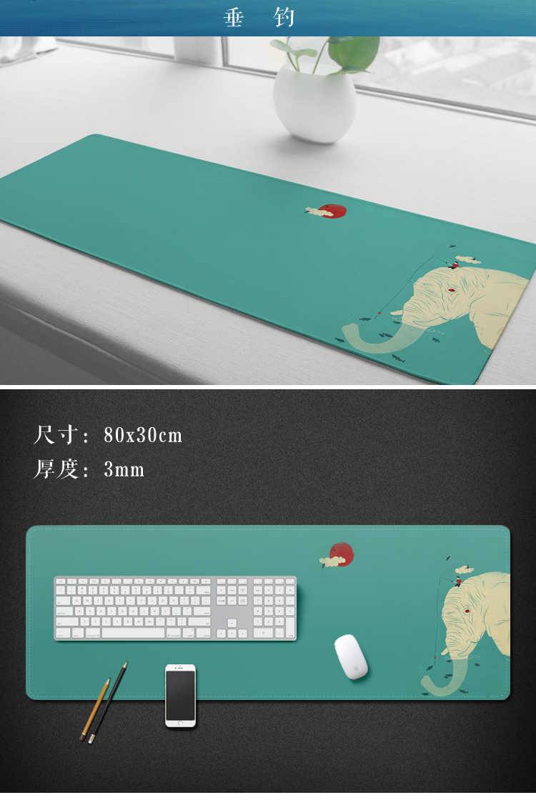 Hfsecurity негабаритных игровой Мышь коврик для DOTA2 LOL большой игровая мышь коврик настольный коврик для мыши для лазерной Мышь механическая клавиатура