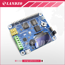 Raspberry Pi Expansion Board Pioneer600 Supports Raspberry Pi 2 B/ A+/B+ 0.96inch OLED Display CP2102 USB TO UART