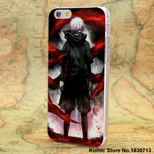 Tokyo Ghoul Hard Clear iPhone Case