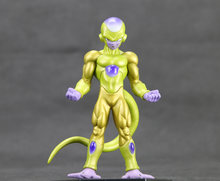 Hot Sale Banpresto ChouZouSyu Golden Freeza Dragon Ball Z não Fukkatsu F Ressurreição F Frieza 12.5 CM Action Figure(China)