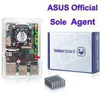 ASUS placa SBC Tinker RK3288 SoC 1.8 GHz Quad Core CPU, 600 MHz Mali-T764 GPU, 2 GB LPDDR3 Pensador Board/tinkerboard