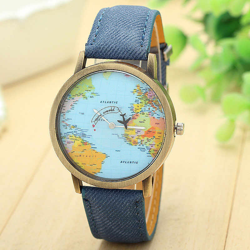 Special Gifts Crystal dial quartz analog leather Creative personality design dial High Quality Gold Bracelet Watches Women