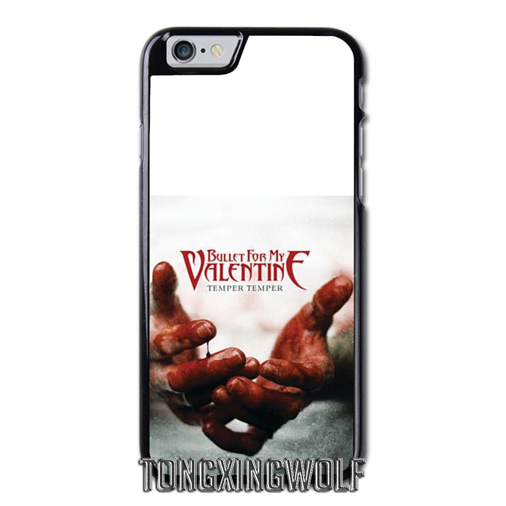 Bullet For My Valentine Cover Case For Iphone 4 4s 5 5c 5s Se 6 6s 7