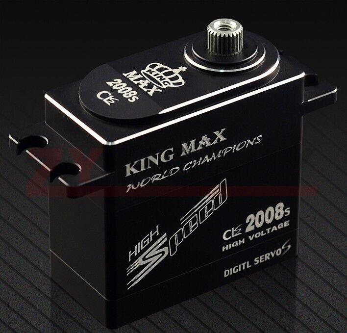 ФОТО KINGMAX CLS2008S 71g 20kg.cm torque metal gears digital coreless standard servo