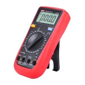 Image 2 - Multimètre numérique ampèremètre, multimètre numérique, True RMS AC/DC, UNI T, UT890D